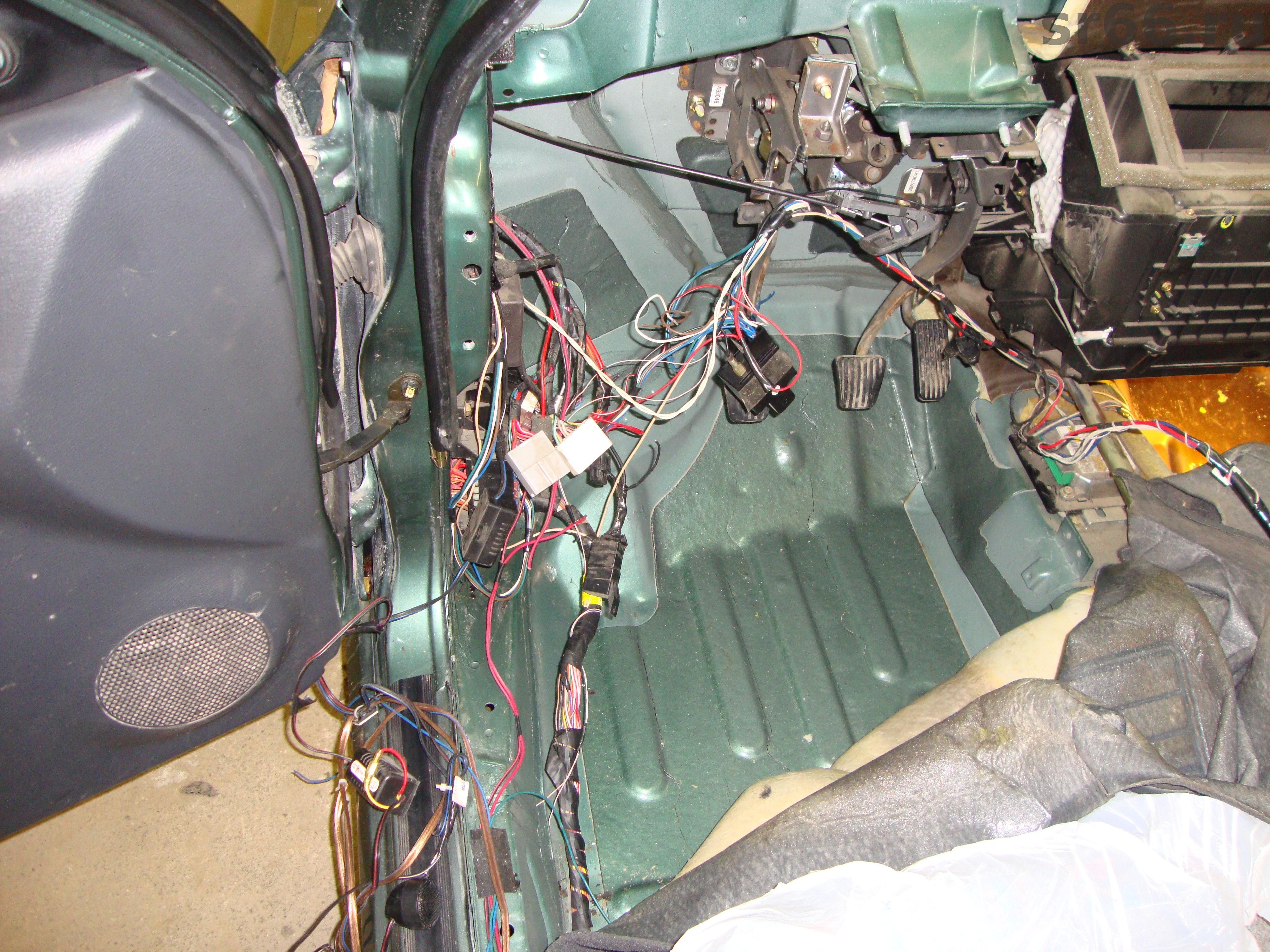 Шумоизоляция багажника ланос своими руками 70